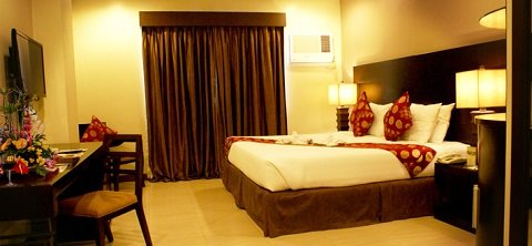 Photo from the Alpa City Suites Hotel website