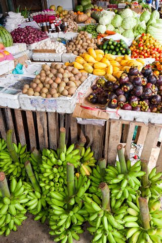 Apayao Philippines Fruit Stand