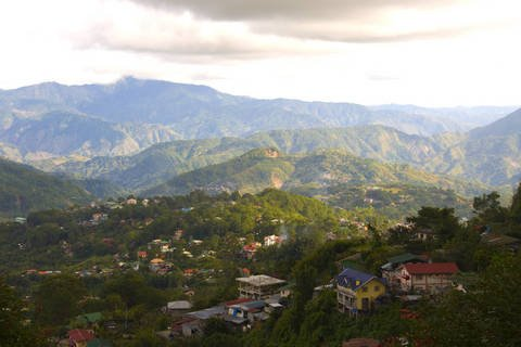 Baguio City Philippines Mountainview