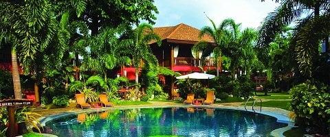 Photo from the Best Western Boracay Tropics Resort website