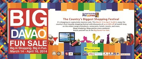 Big Davao Fun Sale