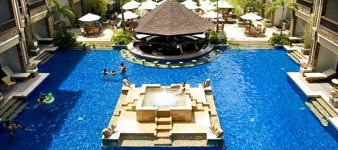 Photo from the Boracay Regency Beach Resort & Convention Center website