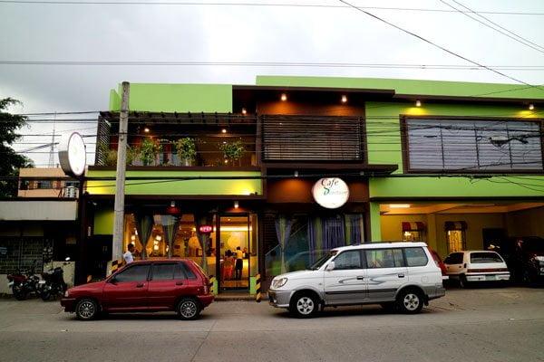 Cafe Demitasse along F. Torres St., Davao City