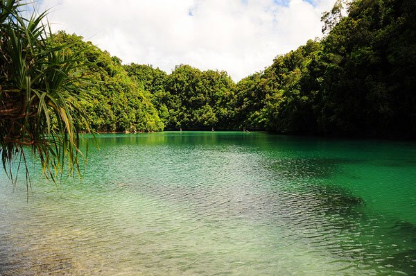 Philippine Destinations to Visit in 2016: Bucas Grande Surigao del Norte