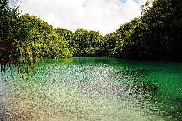 Philippine Destinations to Visit in 2016: Bucas Grande Surigao del Norte