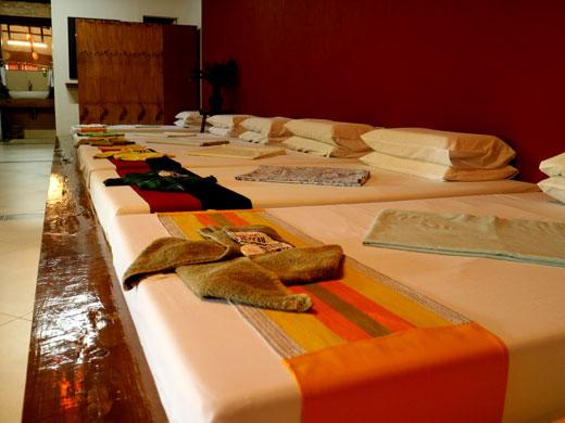 Costa Marina dorm room