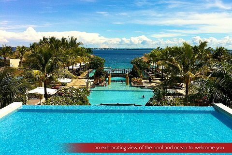 Photo from Crimson Beach Resort & Spa Mactan website