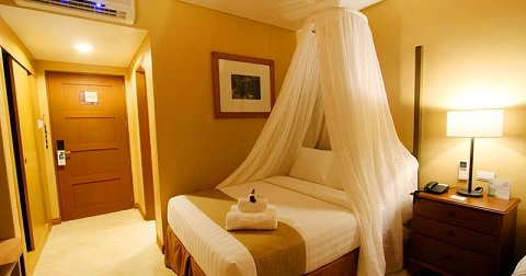 Photo from the Crown Regency Prince Resort website