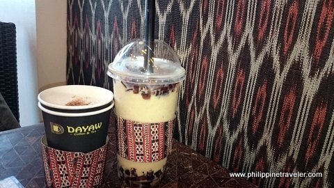Dayaw Coffee and Tea Beverages