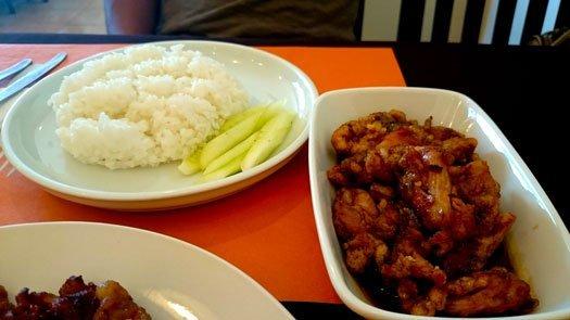 Lachi's Oriental Pork Surprise