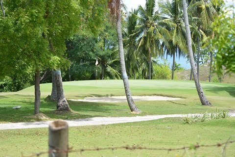 Cebu International Golf & Resort in Badian