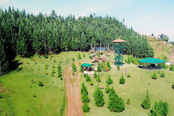 Philippine Destinations to Visit in 2016: Bukidnon Dahilayan Adventure Park