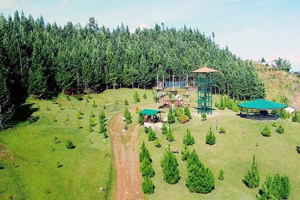 Philippine Destinations to Visit in 2016: Bukidnon Dahilayan Adventure Park