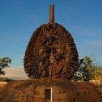 Durian Monument