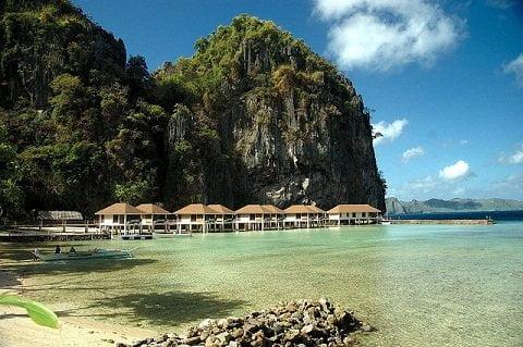 El Nido Resorts, Lagen Island