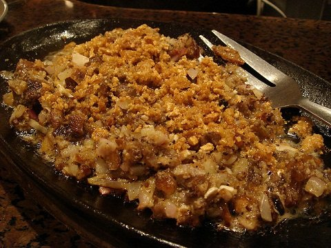 Gerry's Grill's Bestselling Sisig