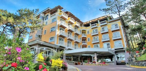 Photo from the Hotel Elizabeth Fersal Baguio website