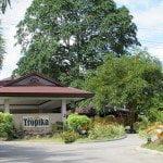 Hotel Tropika Façade