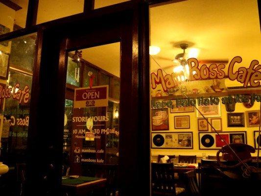 MamBoss Cafe