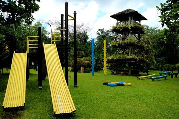 Malagos-Garden-Resort-bamboo-slide