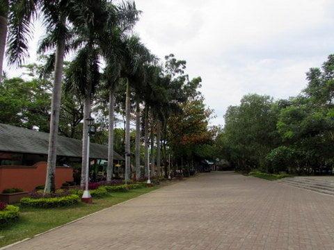 Peoples Park Promenade