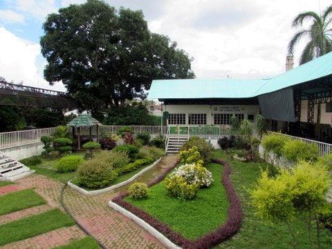 Peoples Park Sunken Garden