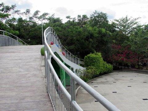 Peoples Park Bridge