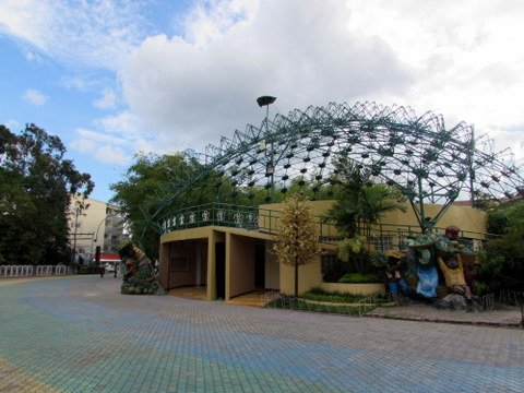 Peoples Park Durian Dome