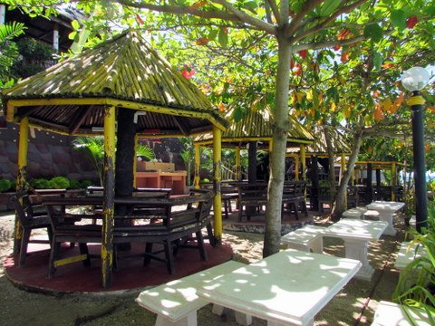 Golden Bay Beach Resort Small Cottages