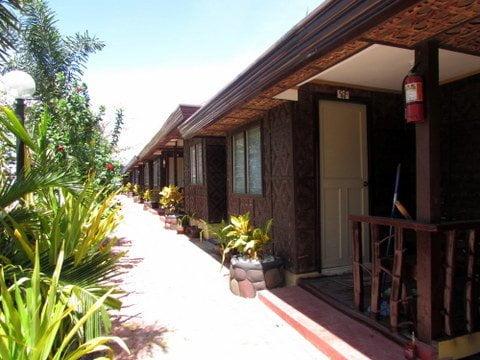 Golden Bay Beach Resort Closed Cottages