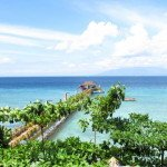 Golden Bay Beach Resort Jetty