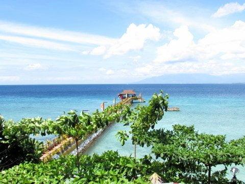 Golden Bay Beach Resort Samal Island Philippine Traveler