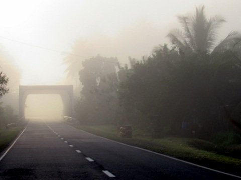 Bridge Near Marilog