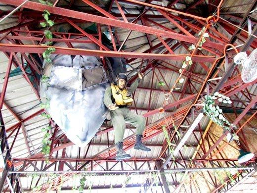 Outback Grill Davao Crash Pilot