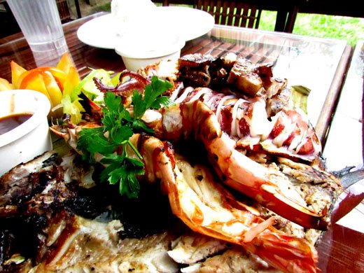 Outback Grill Davao Grilled Specialties