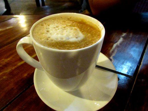 Outback Cafe Coffee