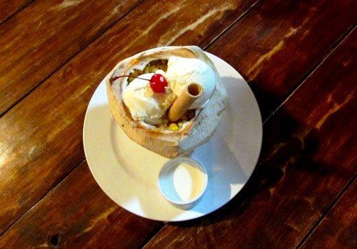 Outback Grill Davao's Mais Con Hielo