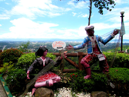 Vista View Resto Lumad
