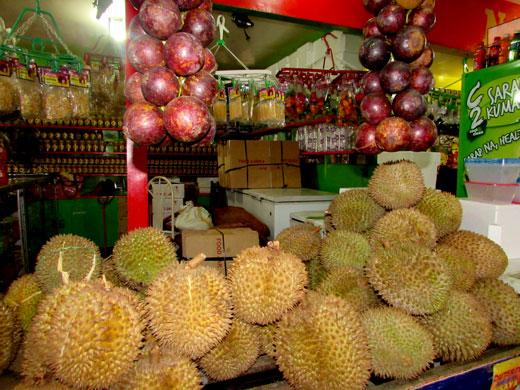 Davao-City-Fruits