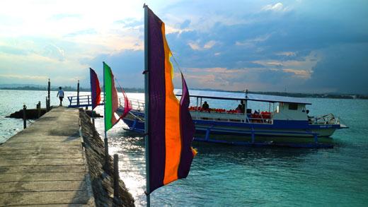 Costa Marina Boat