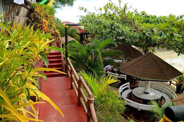 Golden Bay Beach Resort Day Cottages
