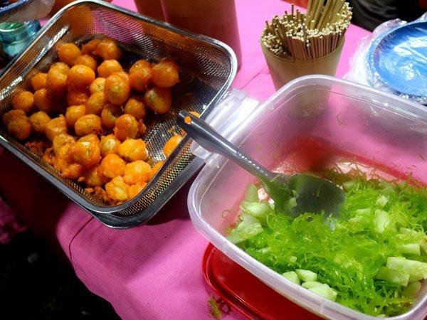 Tok Neneng at the Roxas Night Market