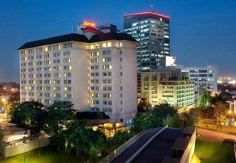 Photo from the Marriott Hotel Cebu City website