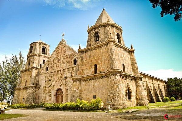 Philippine Destinations to Visit in 2016: Miag-ao Church