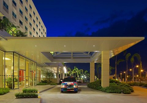 Photo from the Park Inn by Radisson Davao website