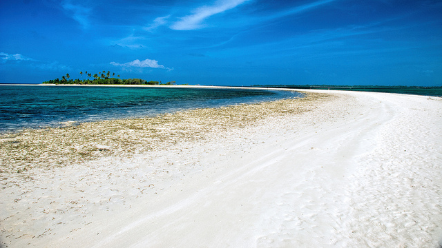 Virgin Beach in Pungtud, Bohol © Steve Olmstead on Flickr (CC, BY-ND)