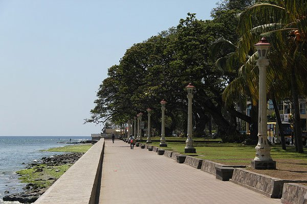 Philippine Destinations to Visit in 2016: Rizal Boulevard Dumaguete