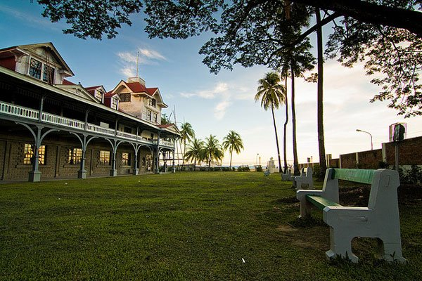 Philippine Destinations to Visit in 2016: Silliman University Dumaguete