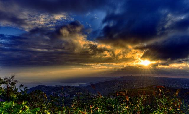 Tagaytay sunset