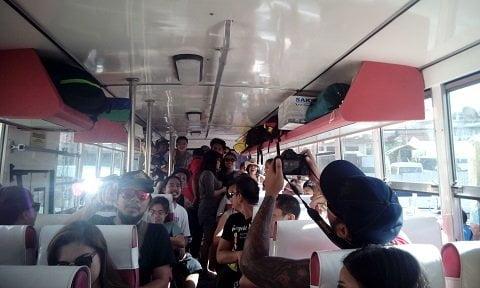Badian Cebu Bus Trip